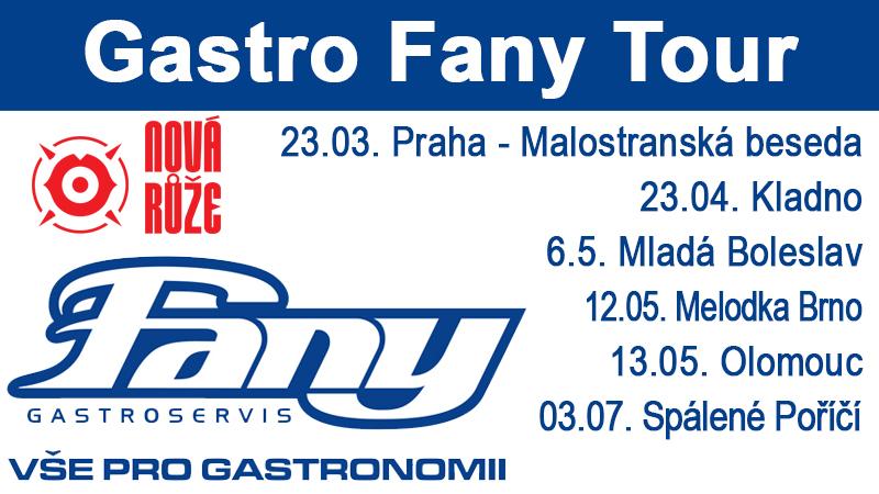 Gastro Fany Tour 2